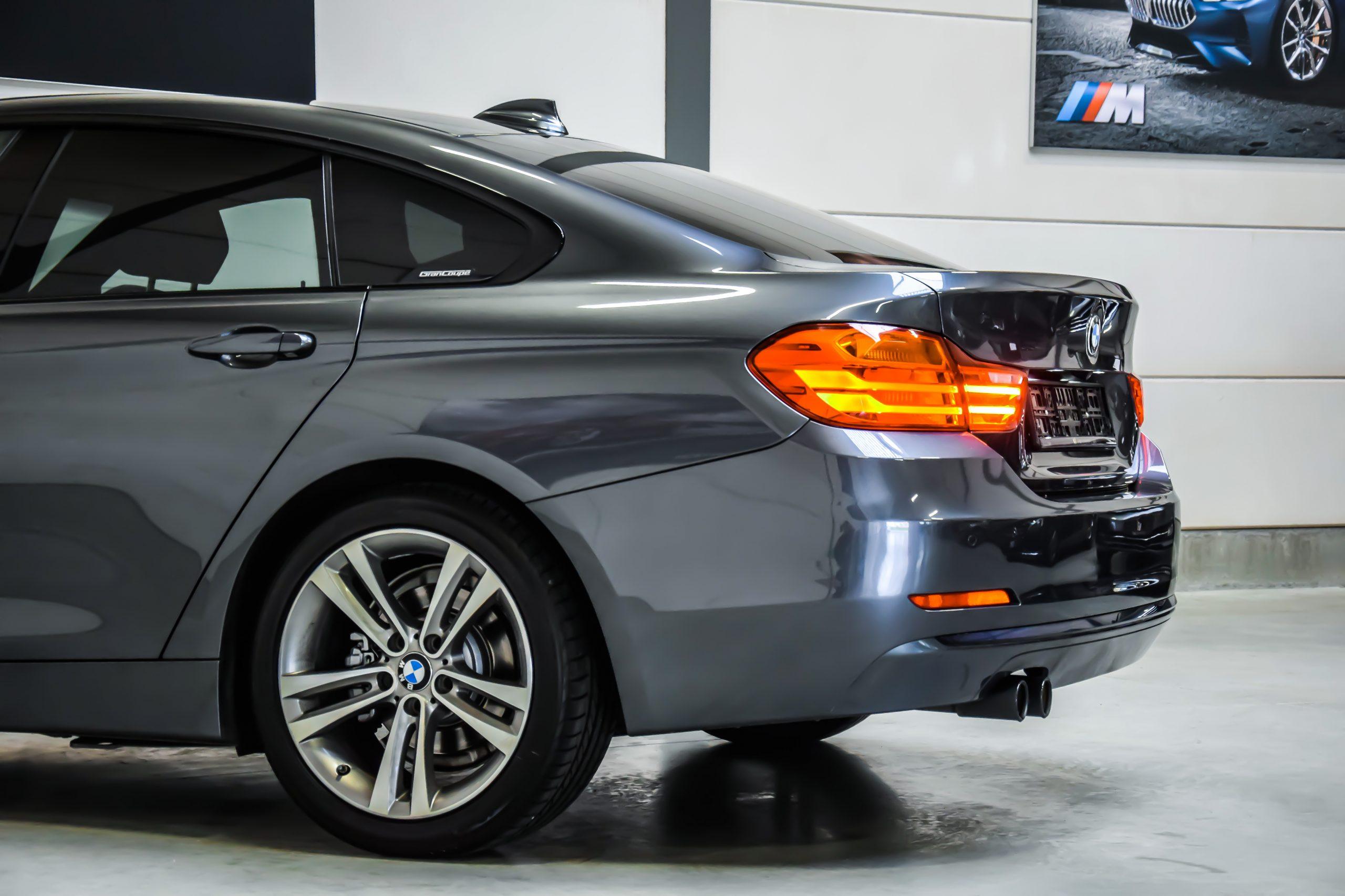 BMW 420 dAS Gran Coupé Sportline Night Edition 06/2016