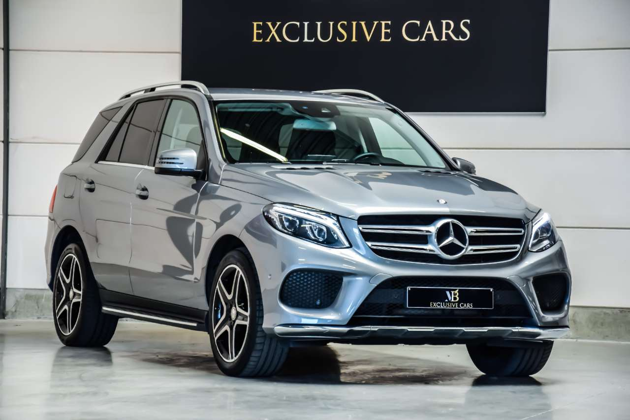 Mercedes-Benz GLE 250d 4-Matic AMG-Line 11/2016. Full Option!!