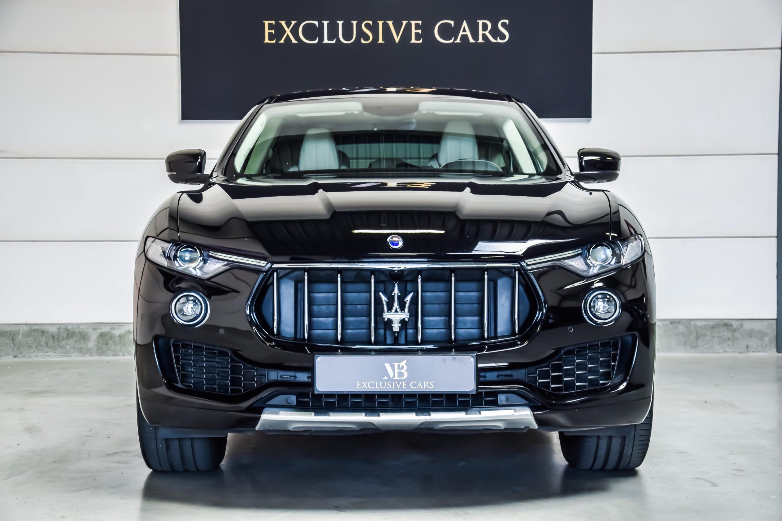 Maserati Levante 3.0 V6 BiTurbo S Q4 GranSport 12/2016