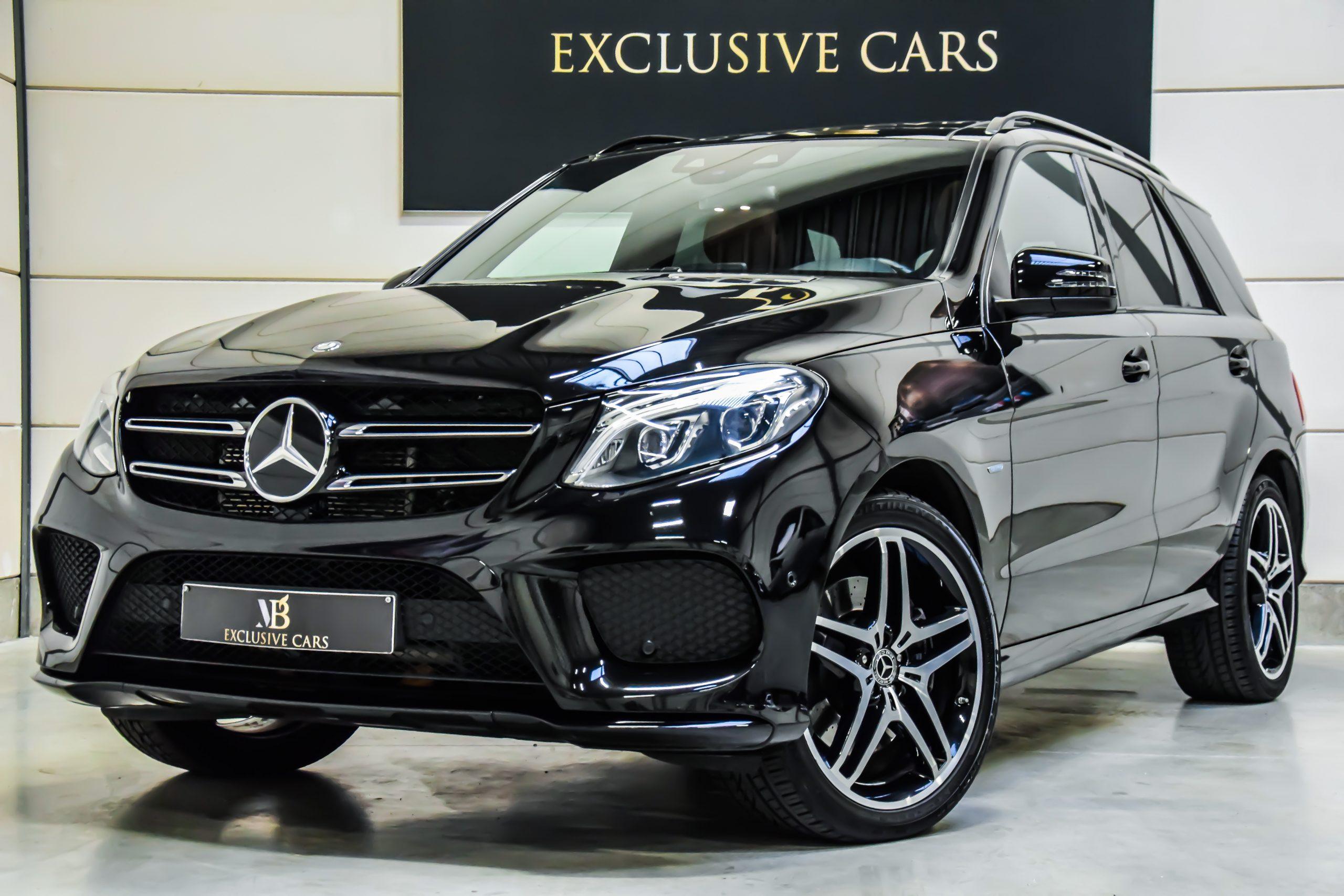 Mercedes-Benz GLE 500 E Hybride AMG-Line 06/2017 – Full Option!!