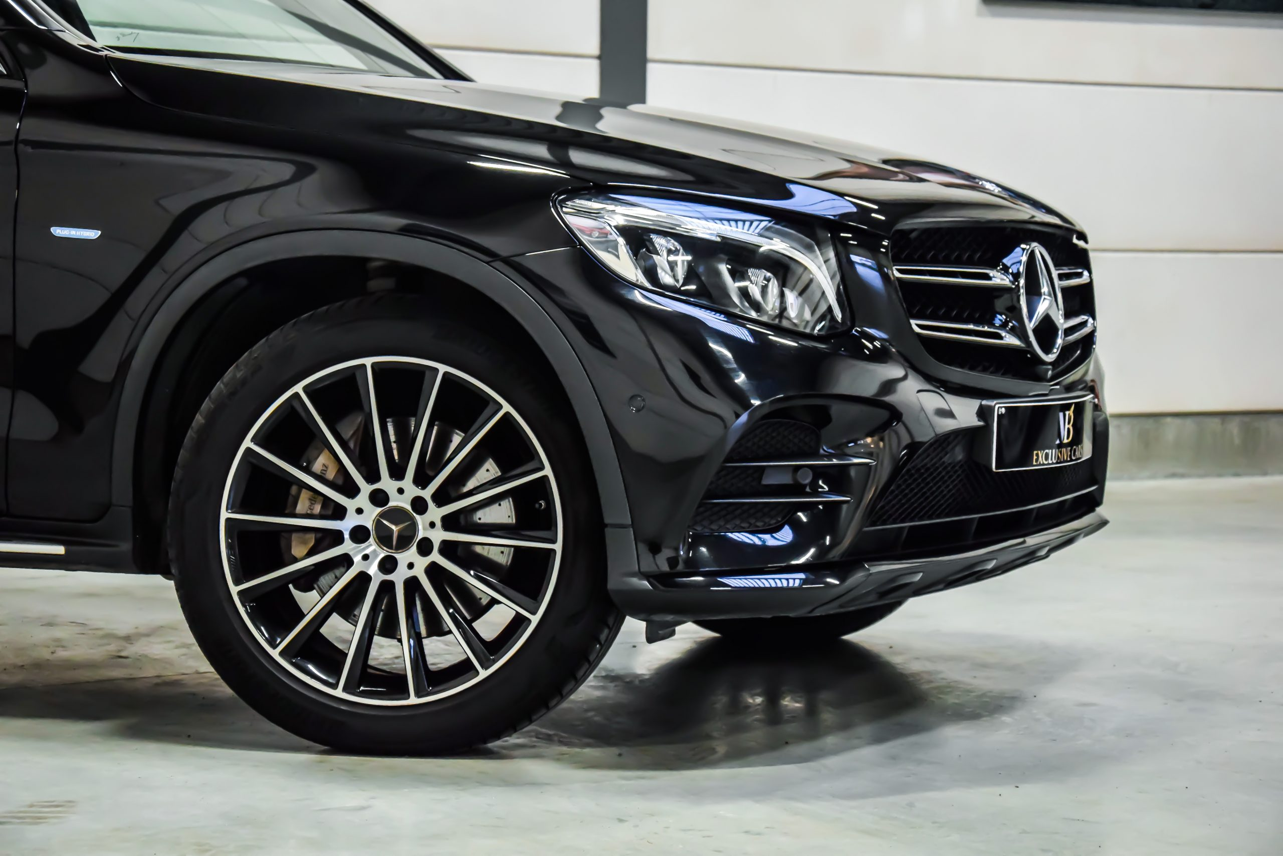 Mercedes-Benz GLC 350e AMG-Line Hybride Night Edition – 12/2016