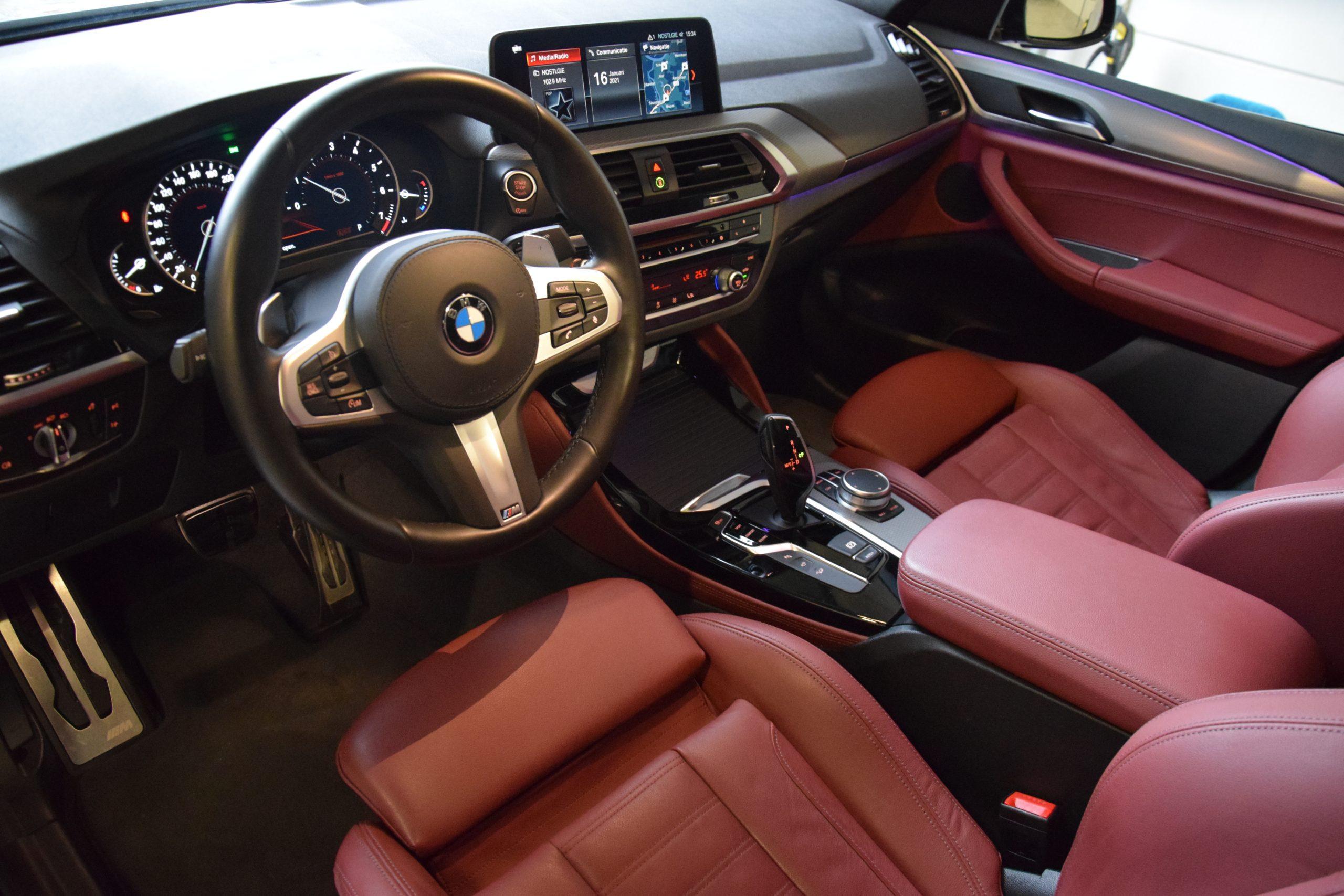 BMW X4 2.0 iA xDrive20 M-Sportpakket 03/2019 Full Option!!