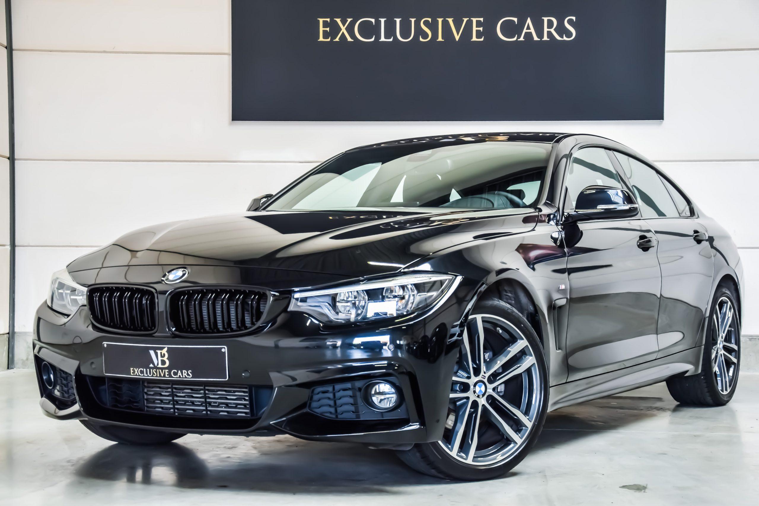BMW 420 dA xDrive M-Sport 09/2018 – Full Option!!