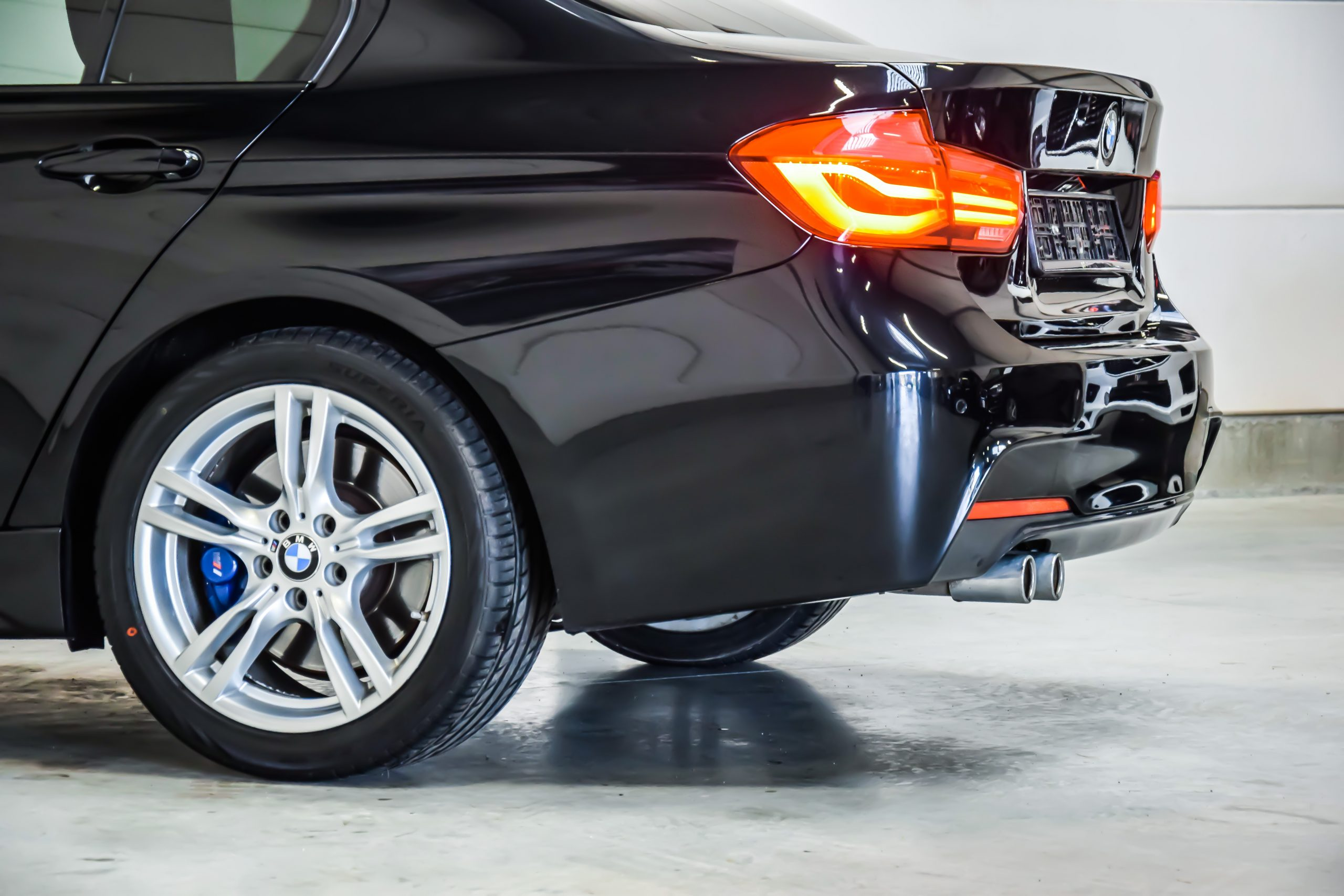 BMW 320 dAS M-Sportpakket 03/2017 – Full Option!!