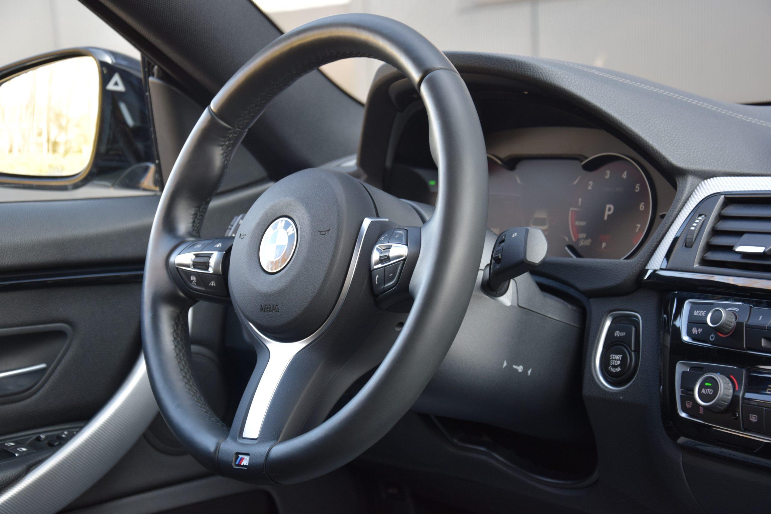 BMW 420 iA Gran Coupé M-Sportpakket – Full Option!!