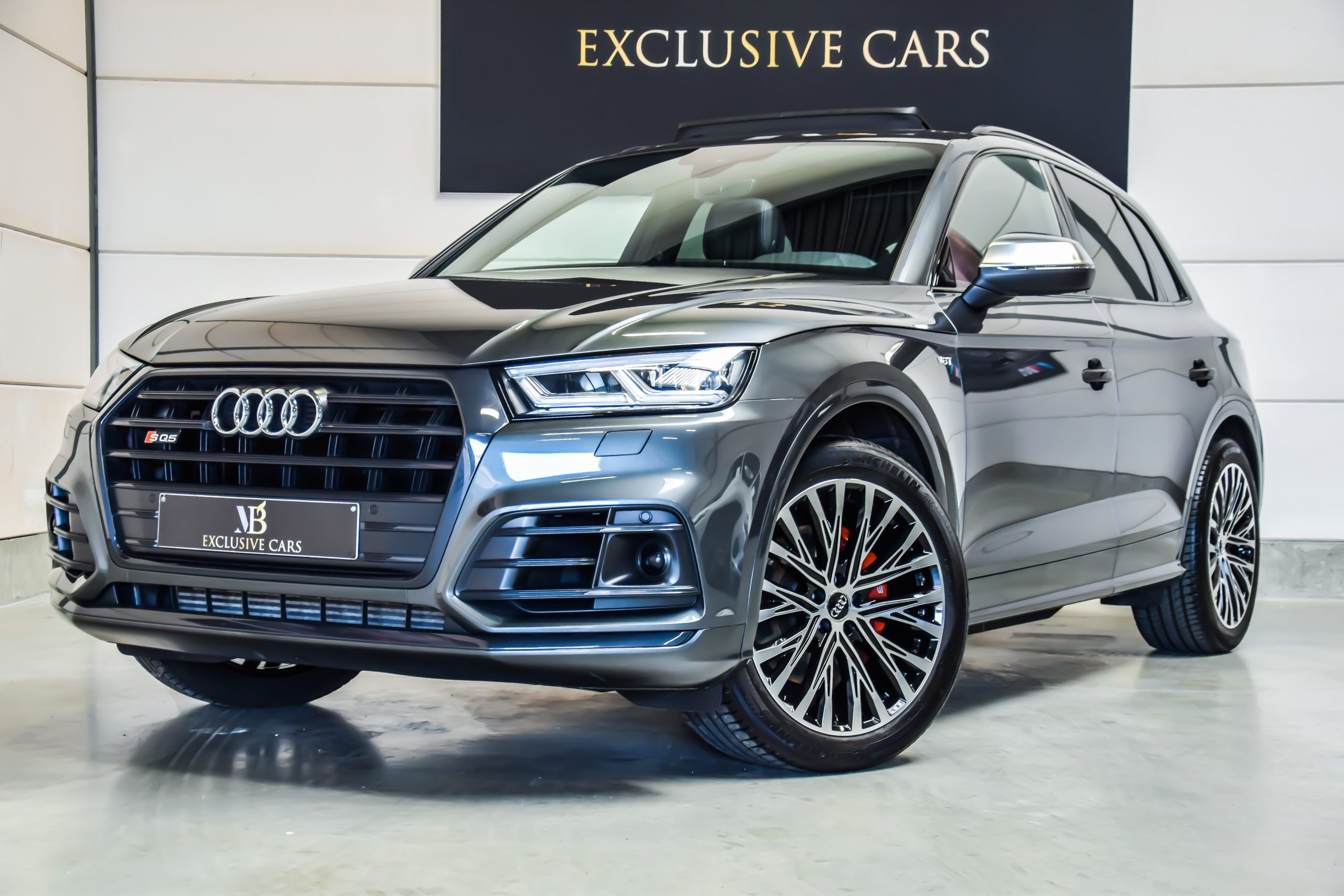 Audi SQ5 3.0 V6 Quattro Night Edition 08/2018 – Full Option!!