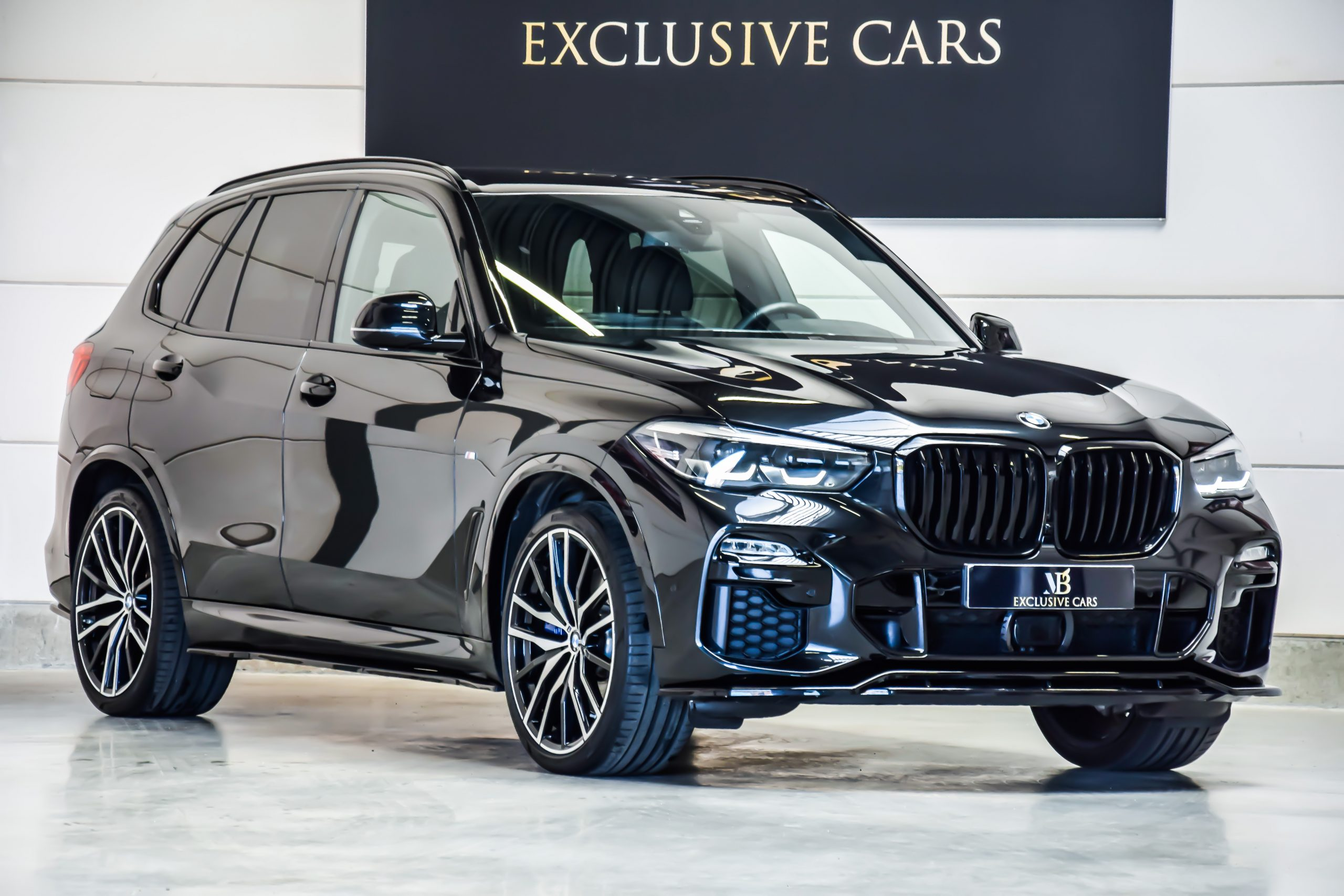 BMW X5 3.0 dAS xDrive30 AdBlue M-Sportpakket Night Edition 04/2019