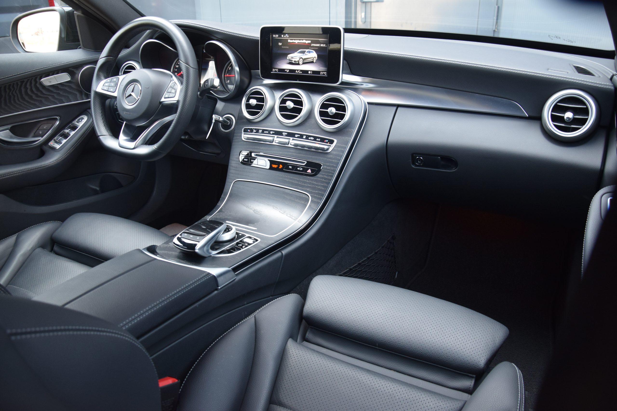 Mercedes-Benz C350e Plug-In Hybrid AMG-Sportpakket Night Edition 01/2018