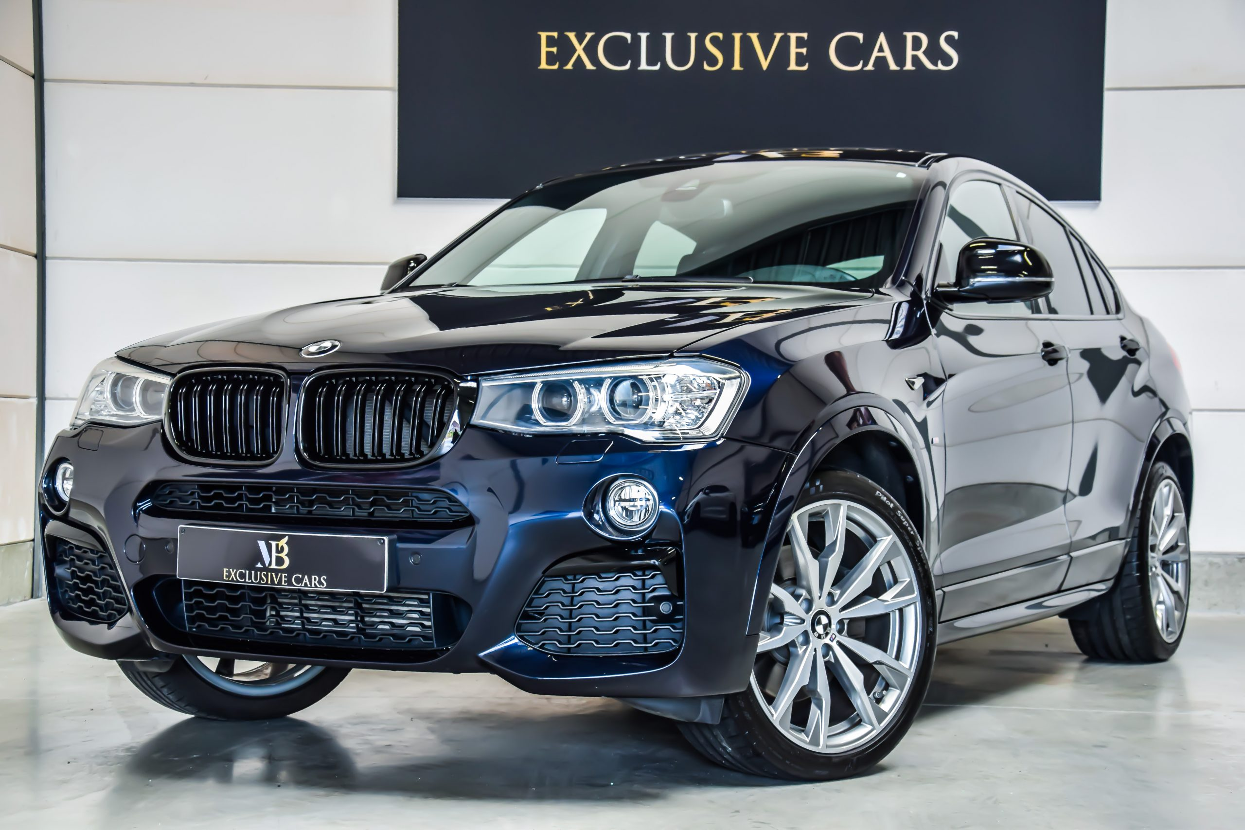 BMW X4 M40iAS Night Edition – Full Option 04/2016