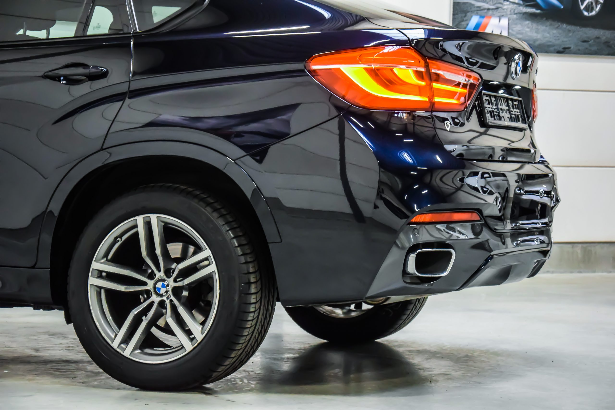 BMW X6 3.0 dAS xDrive30 M-Sportpakket 01/2016
