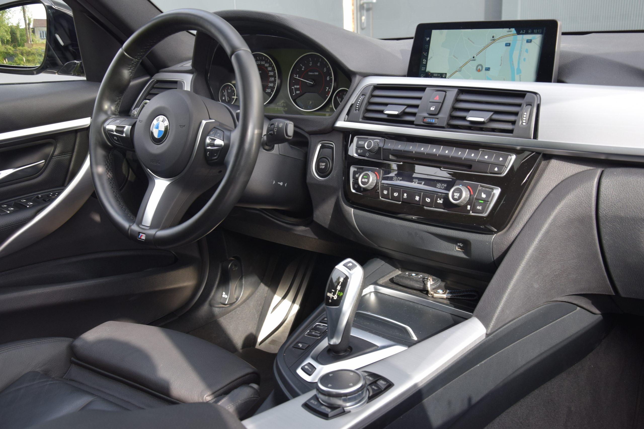 BMW 330e Iperformance Hybride M-Sportpakket 01/2017