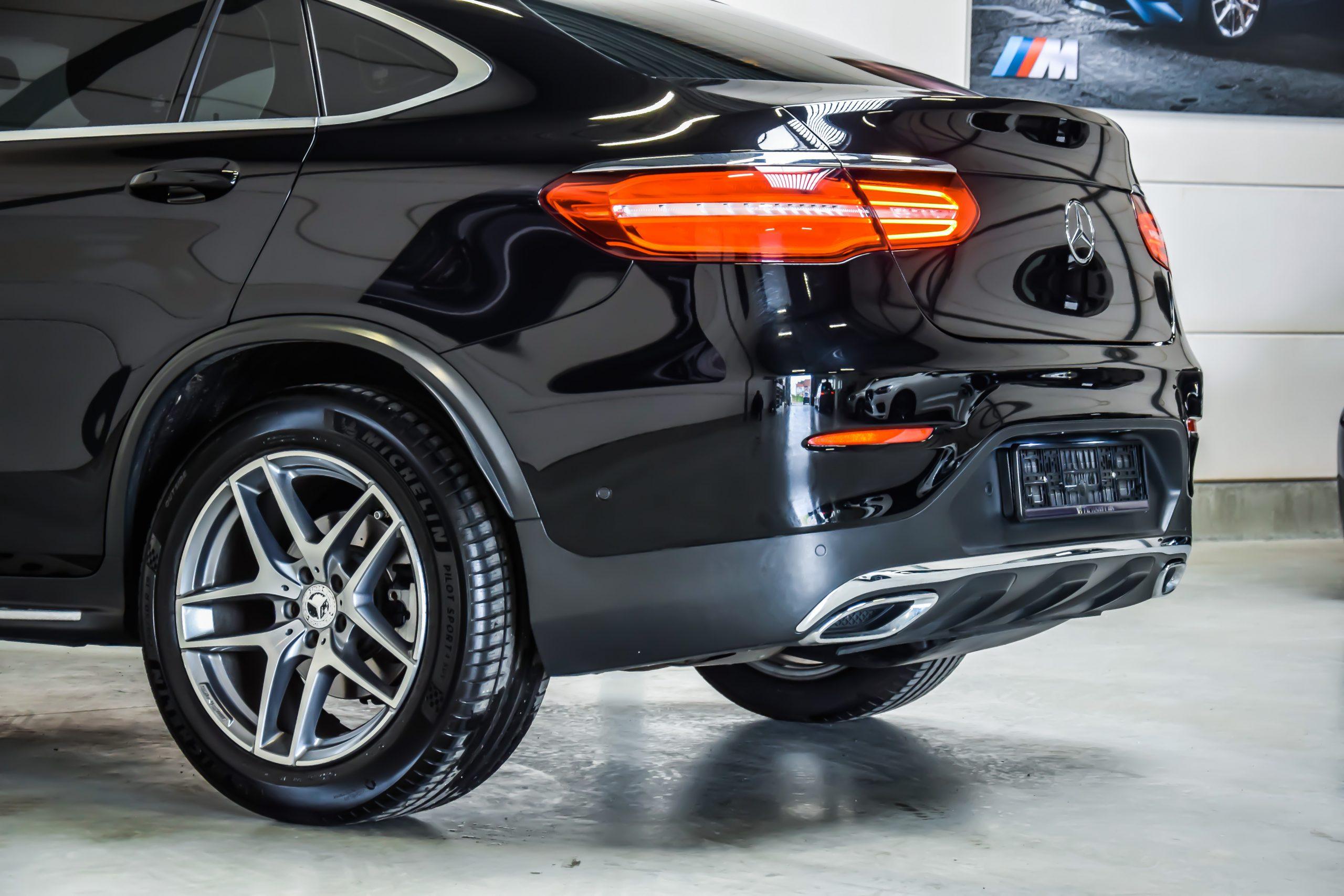 Mercedes-Benz GLC 220d 4-Matic AMG-Sportpakket 01/2017