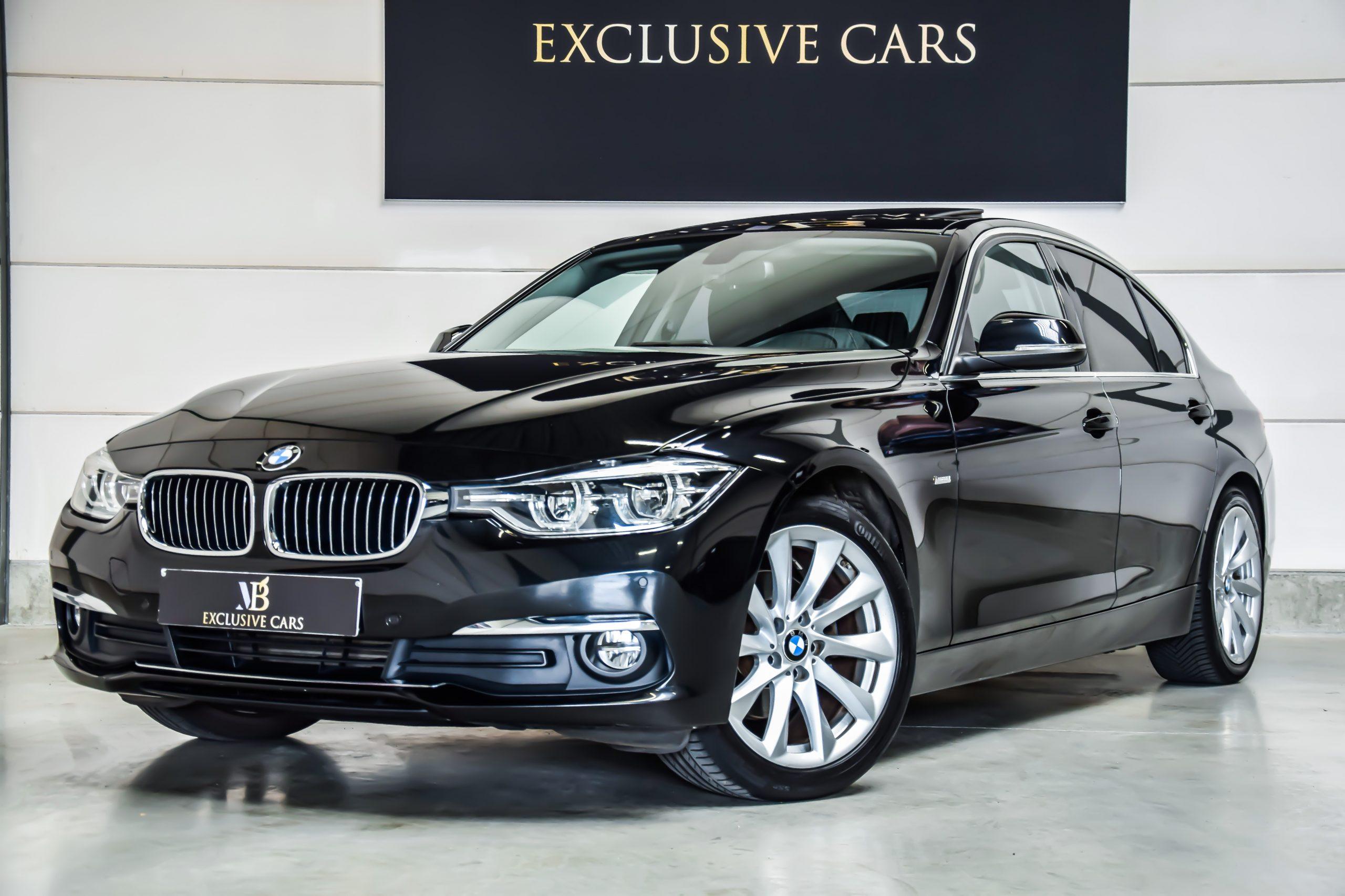BMW 320 dA Luxury Line 06/2018