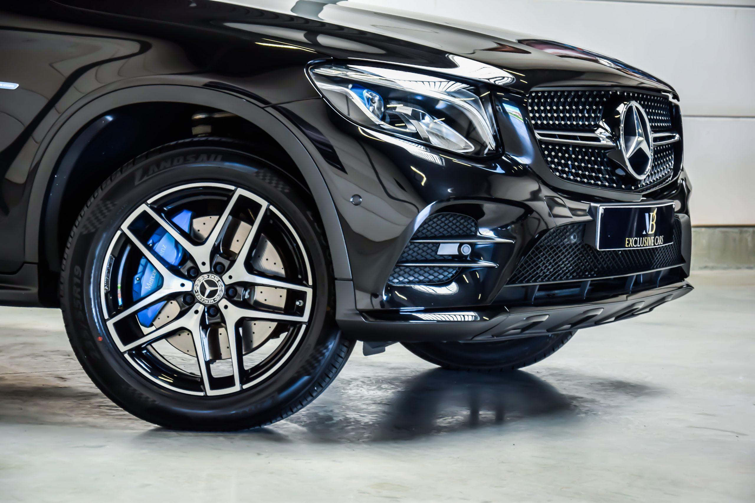 Mercedes-Benz GLC350e 4-Matic Plug-In Hybrid AMG-Sportpakket 07/2017 – Night Edition!!