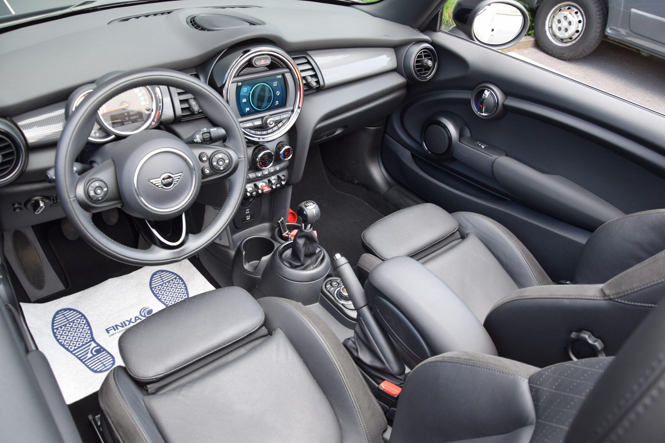 MINI Cooper Cabrio 1.5  OPF (EU6d-TEMP) 07/2020 – Full Option!!