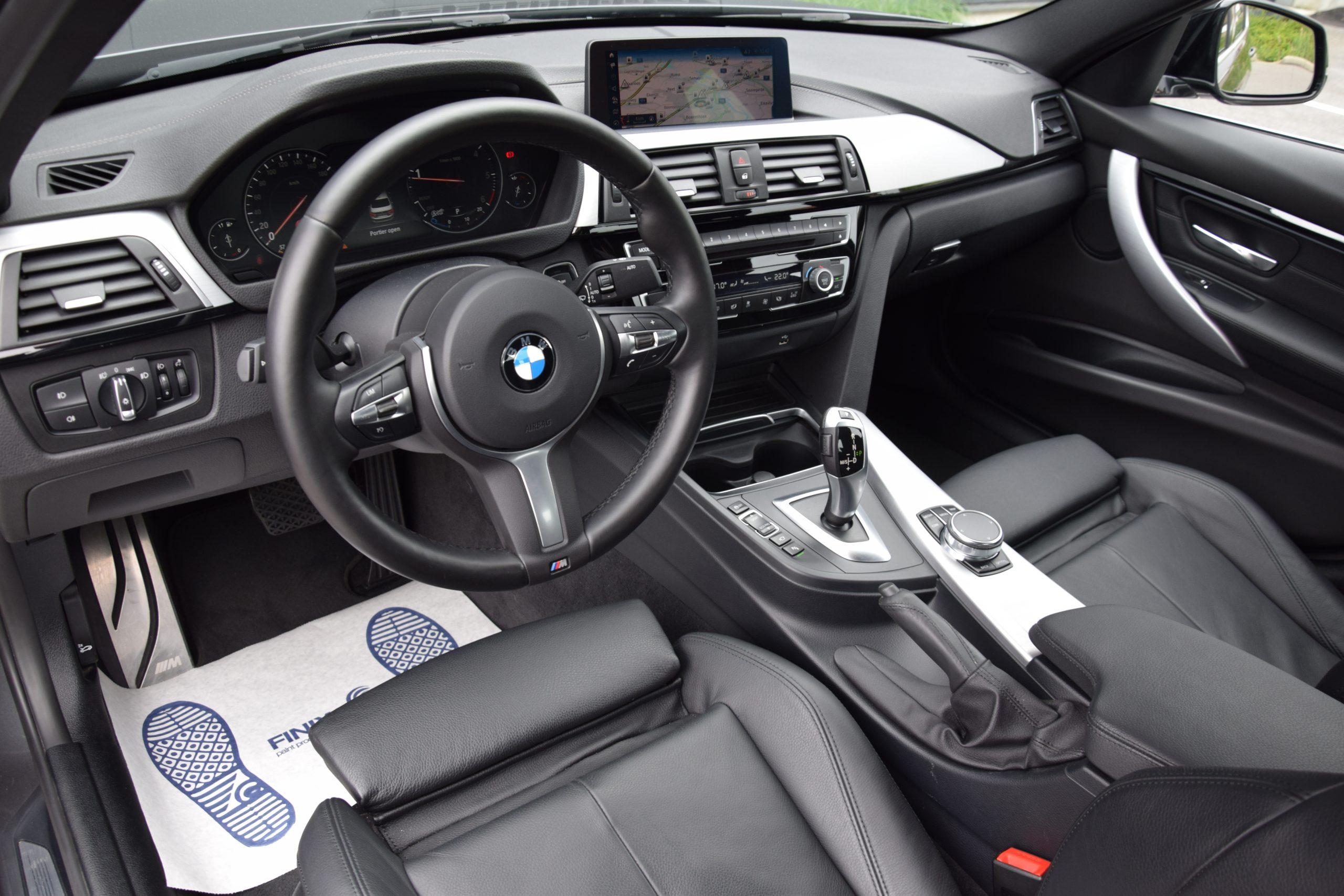 BMW 318 dA M-Sportpakket 05/2018 – Full Option – 37.000 km!!