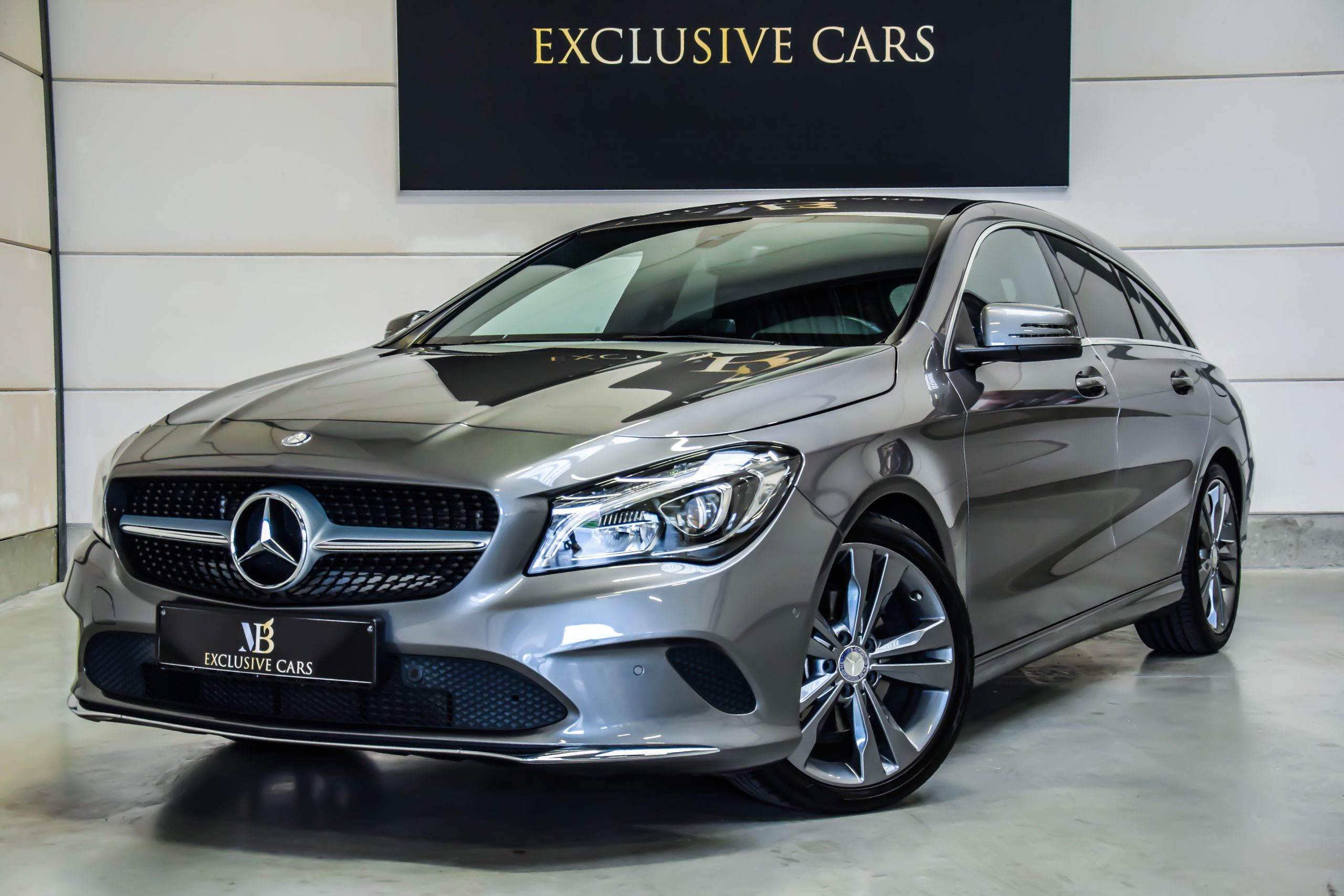 Mercedes-Benz CLA180 CGI 10/2016