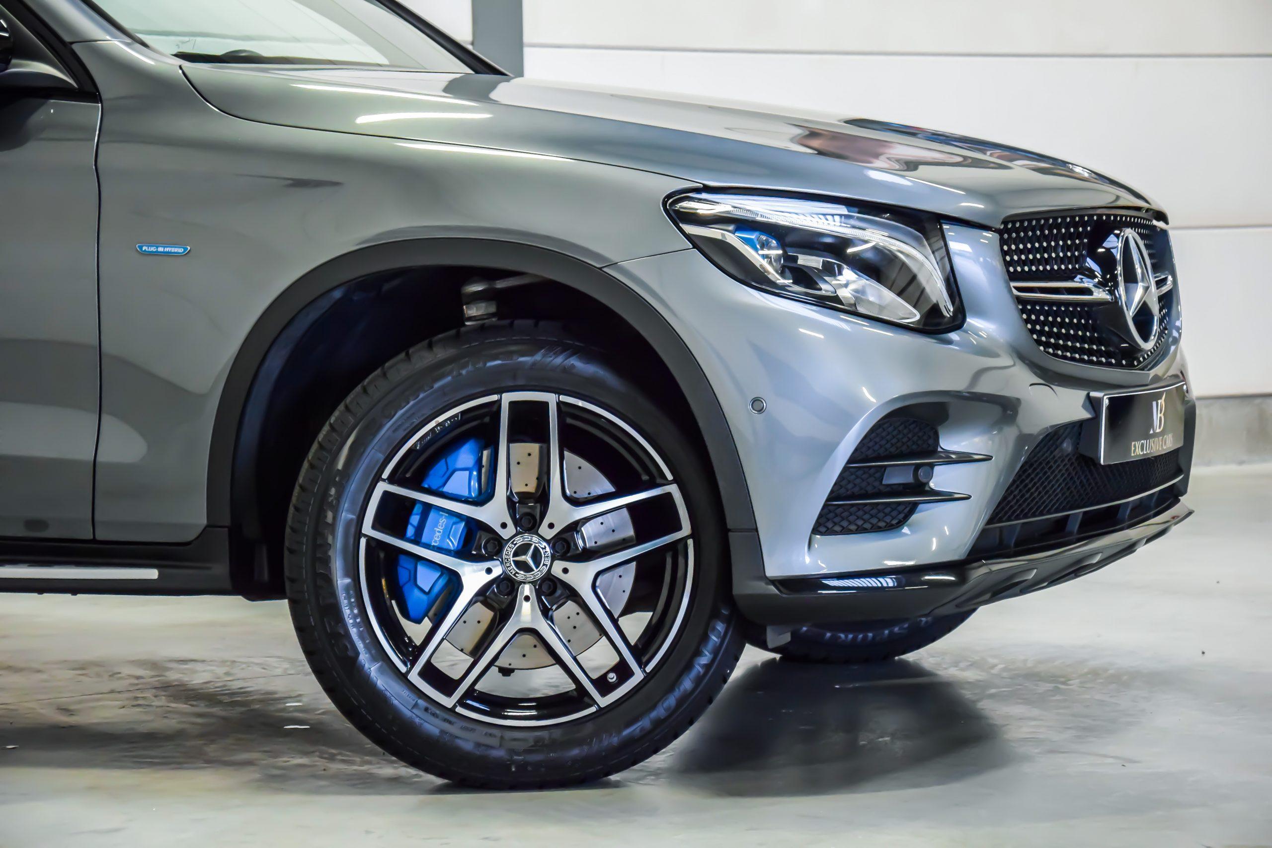 Mercedes-Benz GLC 350e Hybride AMG-Line Night Edition 06/2017