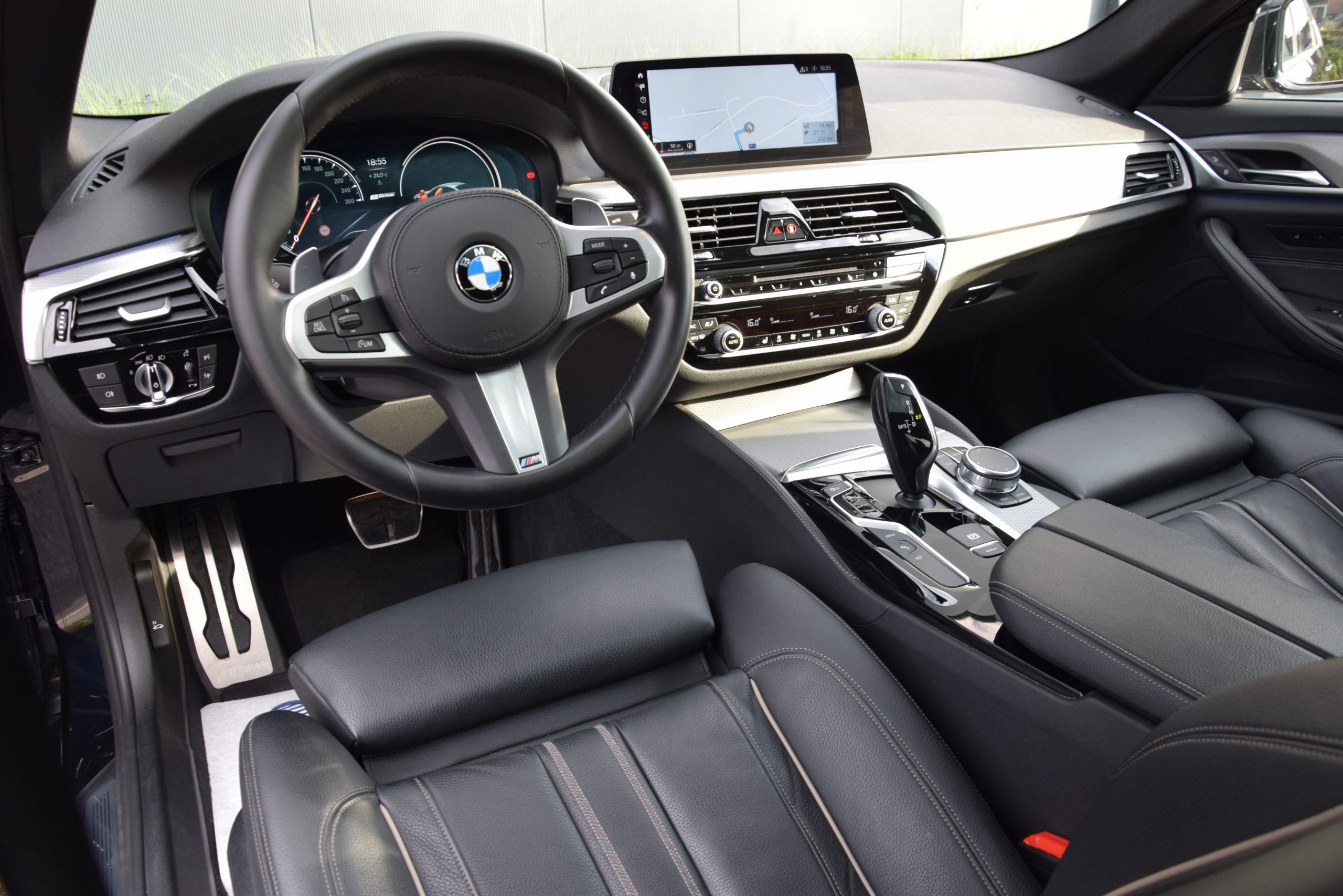 BMW 530e Hybride M-Sportpakket 06/2018 – Full Option!!