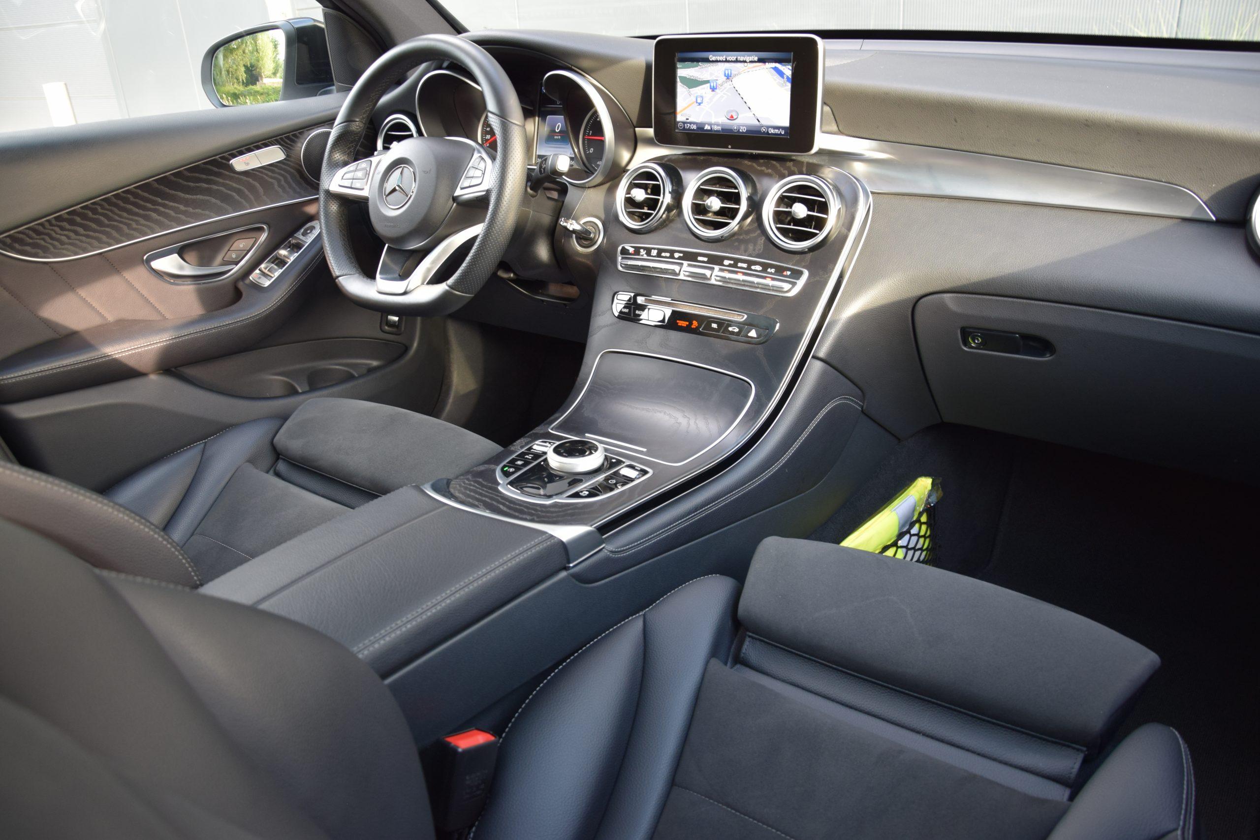 Mercedes-Benz GLC 220d AMG-Sportpakket 10/2016 – Full Option!!
