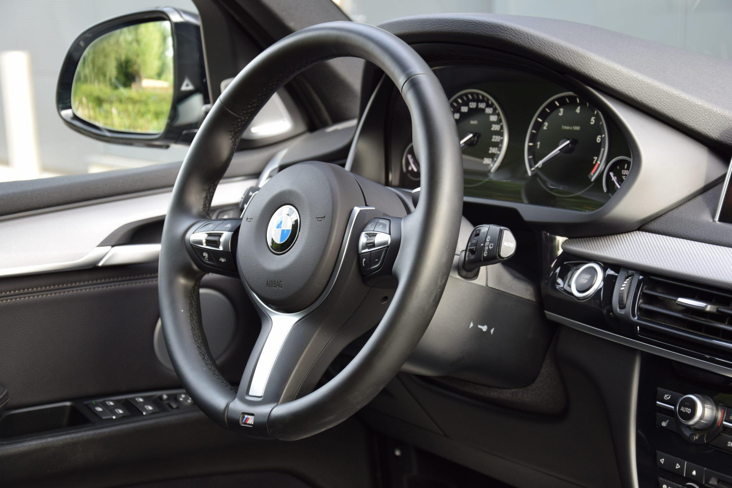 BMW X5 xDrive40e Hybride M-Sportpakket 10/2017 – Full Option!!
