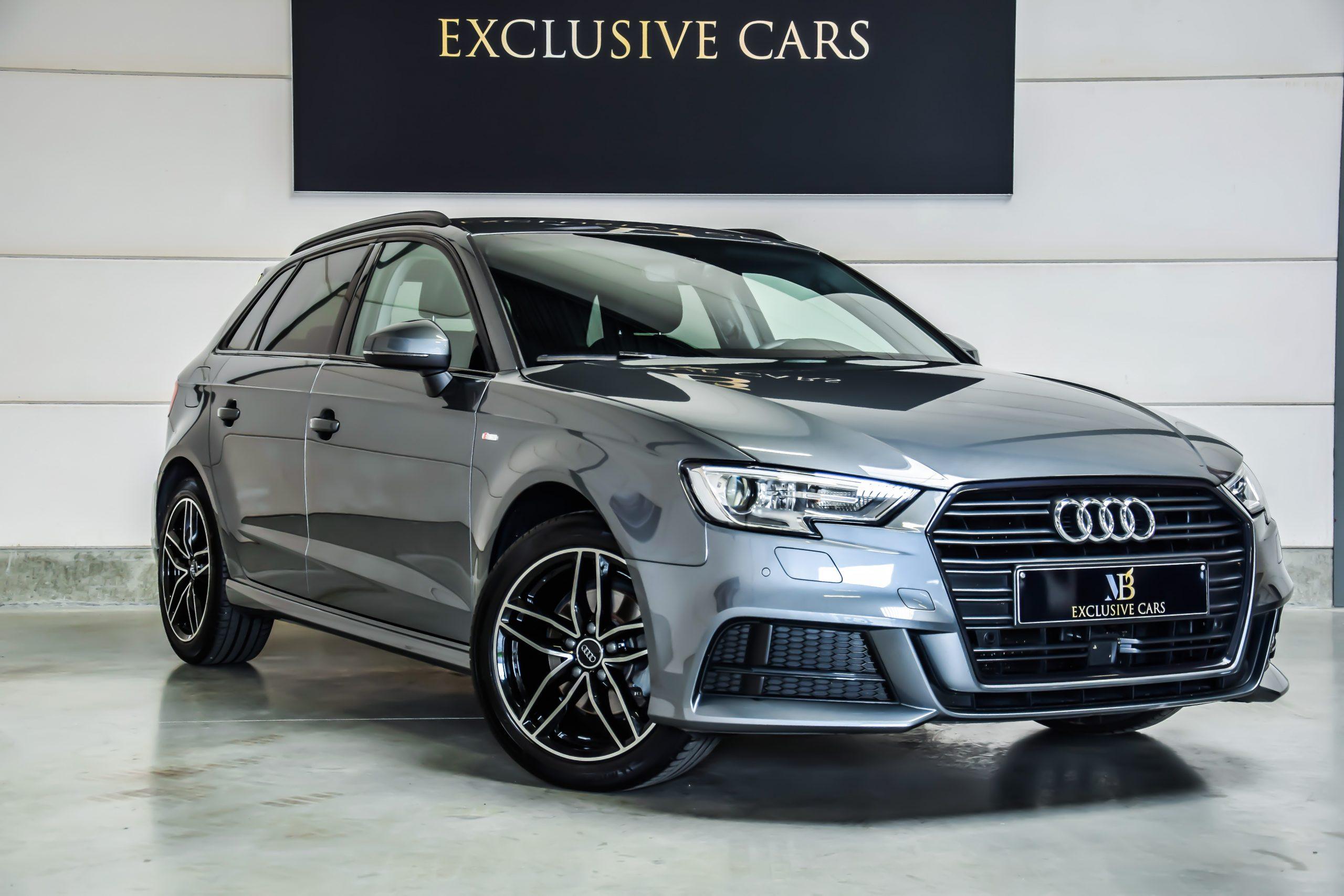 Audi A3 1.5 TFSI ACT Sport S-Line 11/2018 – 38.000 km!!