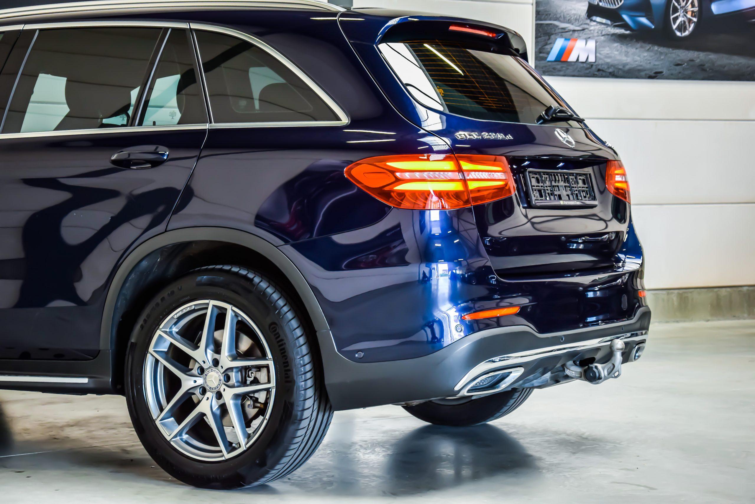 Mercedes-Benz GLC 220d Airmatic AMG-Line – Luchtveringen!!