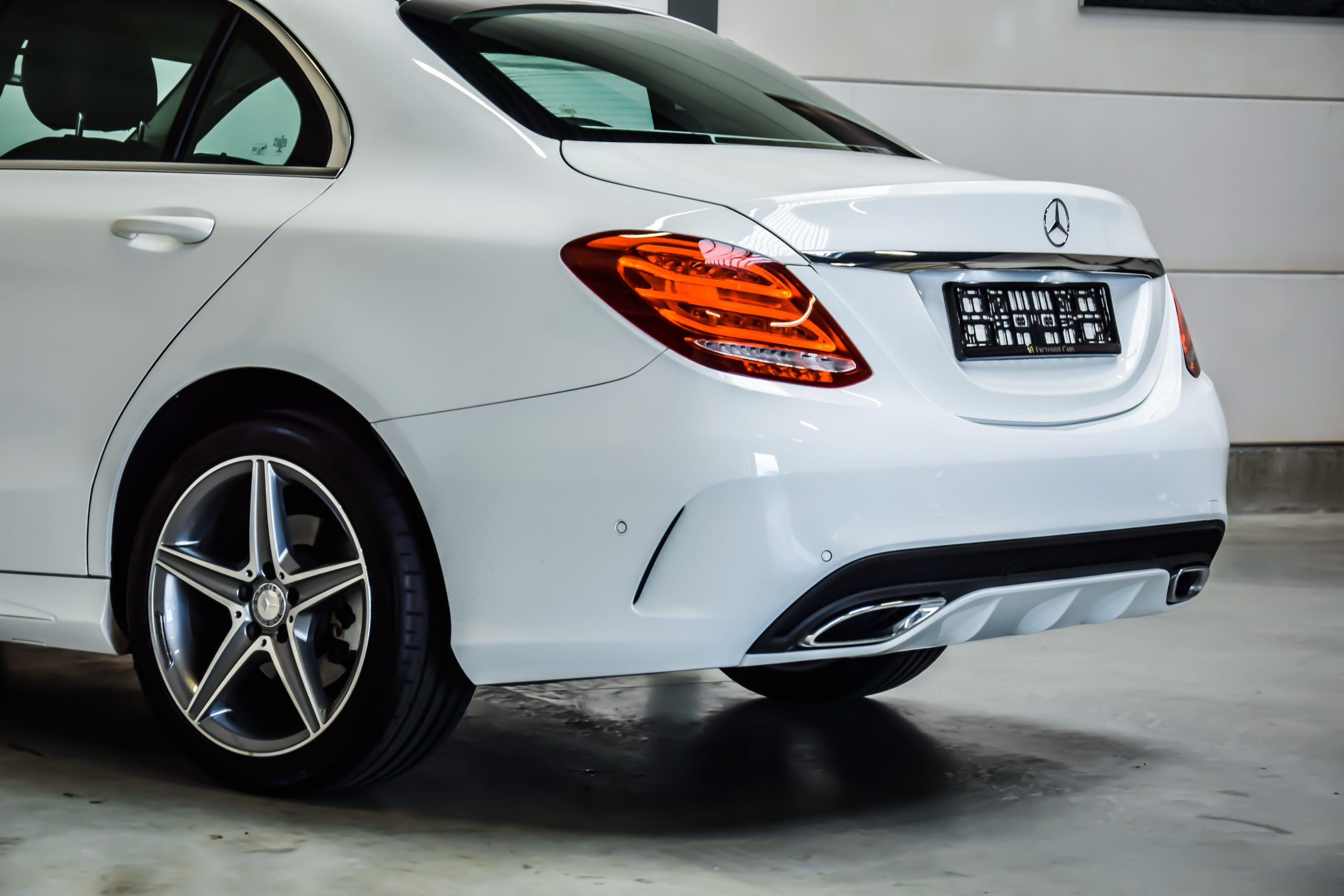 Mercedes-Benz C200d AMG-Sportpakket 06/2015
