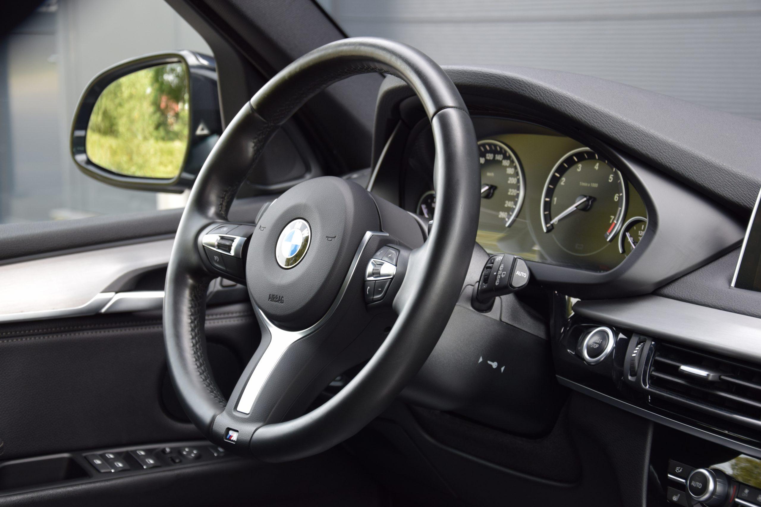 BMW X5 2.0A xDrive40e Hybrid M-Sportpakket 06/2017